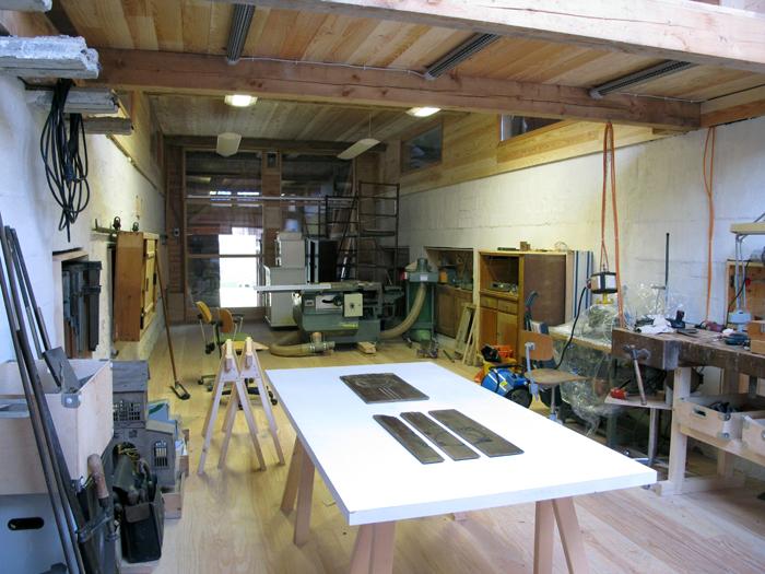 Werkstatt Jan 2013